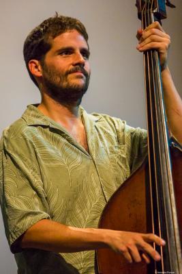 Dee Jay Foster in Jazz Eñe 2016