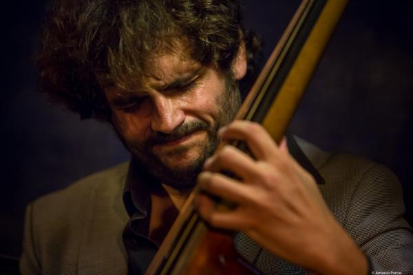 Dee Jay Foster (2017) at Jimmy Glass Jazz Club. Valencia.
