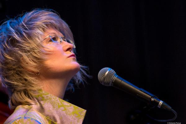 Dena DeRose at Avui Jazz 2013. Vila-real.