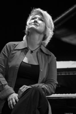 Dena DeRose (2018) at Festival de Jazz MVA de Málaga.