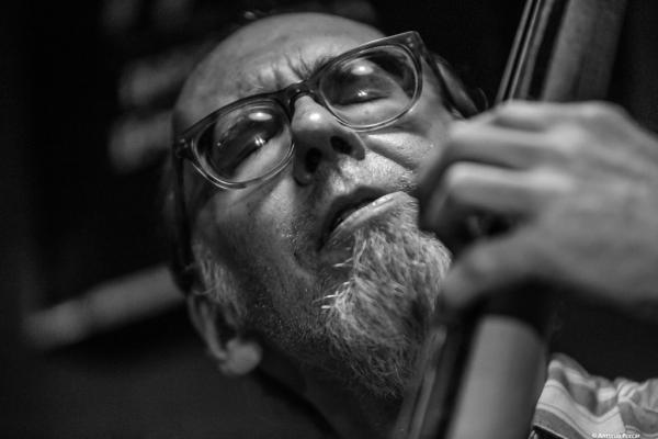 Drew Gres (2017) at Jimmy Glass Jazz Club. Valencia.