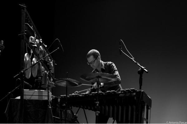 Eloy Lurueña (Yelo) en Jazz Eñe 2015