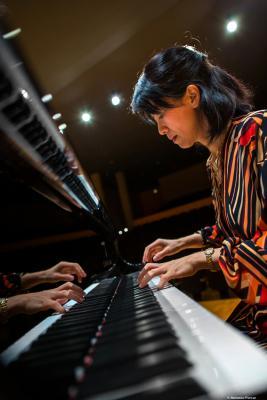 Eri Yamamoto at Jazz Tardor 2018
