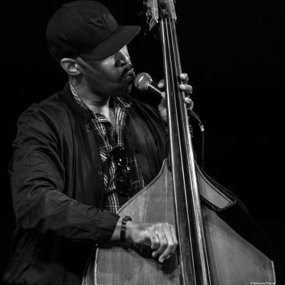 Eric Harland at Festival de Jazz de Valencia 2017