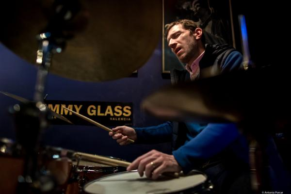 Esteve Pi (2019) at Jimmy Glass Jazz Club. Valencia