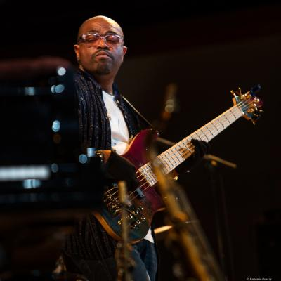 Etienne M'Bappe at Jazz Valencia Festival 2017