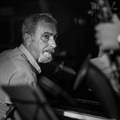 Fabio Miano (2017) at Jimmy Glass Jazz Club. Valencia.