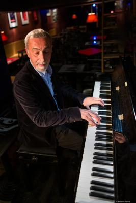 Fabio Miano (2019) at Jimmy Glass Jazz Club. Valencia