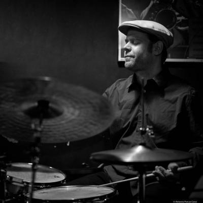 Florian Arbenz (2015) at Jimmy Glass Jazz Club. Valencia.