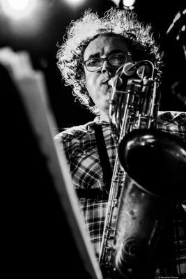 "Francisco ""Latino"" Blanco (2018 Perico Sambeat's Don Ellis Tribute Ensemble)"