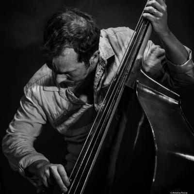 "Manuel Lopez ""Loque"" (2017) at Jimmy Glass Jazz Club. Valencia"
