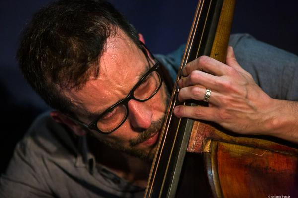 "Manuel Lopez ""Loque"" (2019) at Jimmy Glass Jazz Club. Valencia"