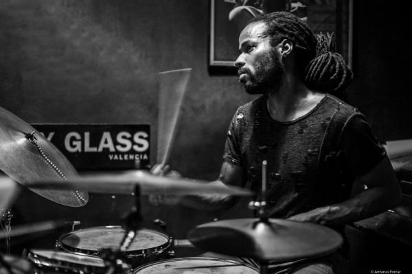 Frank Durand (2017) at Jimmy Glass Jazz Club. Valencia.