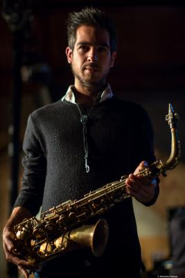 Gabriel Amargant at Jazz Tardor 2017