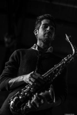 Gabriel Amargant at Jazz Tardor 2017