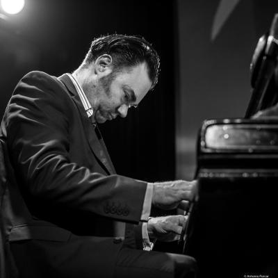 Gareth Williams at Budapest Jazz Club. 2017.