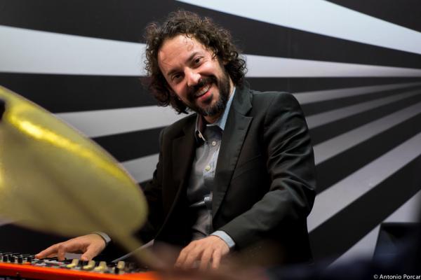 Gerard Nieto (2015). Avui Jazz de Vila-real.