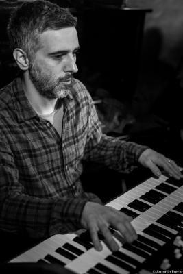 Gianluca Di Ienno (2016) in Jimmy Glass Jazz Club. Valencia.