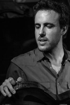 Gilad Hekselman (2017) at Jimmy Glass Jazz Club. Valencia.
