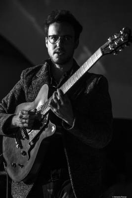 Gilad Hekselman at Jazz Tardor 2018.
