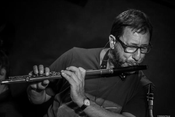 Gorka Benítez (2017) at Jimmy Glass Jazz Club. Valencia.