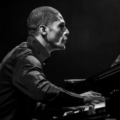Grégory Privat at Jazzinec 2018. Trutnov.