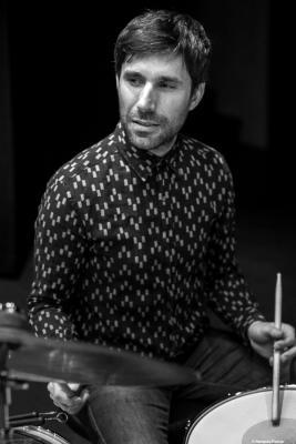 Guillem Arnedo en el Festival de Jazz MVA 2018