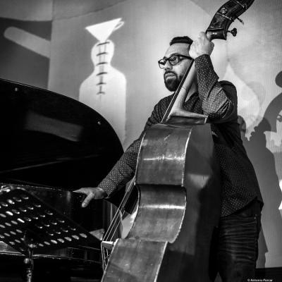 Gyorgy Orbán at Budapest Jazz Club (2017)