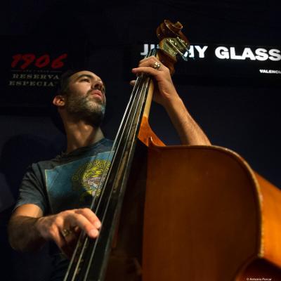 Haggai Cohen-Milo (2018) at Jimmy Glass Jazz Club. Valencia.