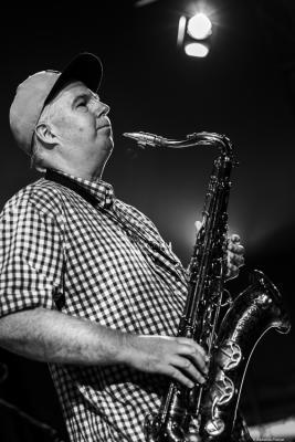 Harry Allen at Festival de Jazz de Santander, 2021