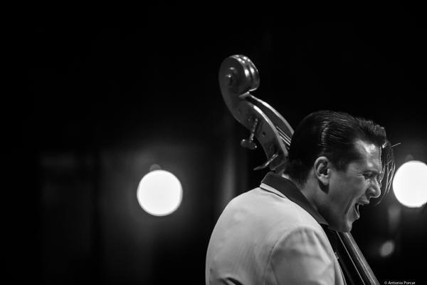 Ivan Kovacevic at Jazz Palencia Festival 2017