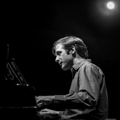 Ivo Neame in Jazzinec 2017. Trutnov.