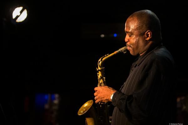 James Carter (2018) at Jimmy Glass Jazz Club. Valencia.