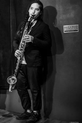 Jasper Dutz . The Jazz Gallery. NYC, 2018.