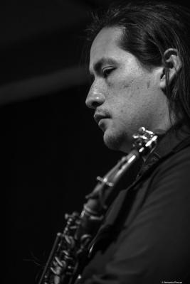 Jasper Dutz . The Jazz Gallery. NYC, 2018.