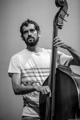 Jaume Llombart in Jazz Eñe 2016