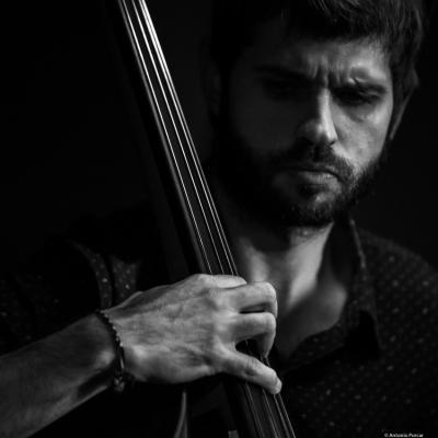 Javi Pérez (2018) at Jimmy Glass Jazz Club. Valencia