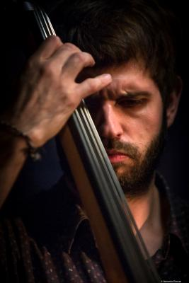 Javi Pérez (2018) at Jimmy Glass Jazz Club. Valencia