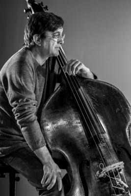 Javier Colina (2016) at III Jazz Palencia Festival