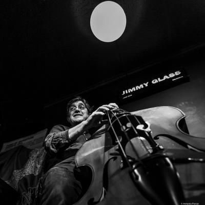 Javier Colina (2020) at Jimmy Glass Jazz Club. Valencia.