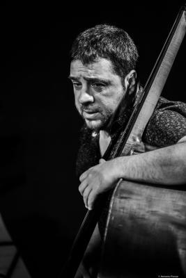 Javier Moreno at Jazz Tardor 2019