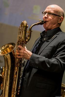 Javier Zalba at JazzPalencia Festival 2017
