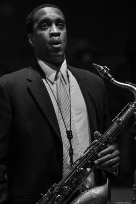 Javon Jackson (2017) in Saint Peter's Church of NYC. Bob Cranshaw Celebration of life