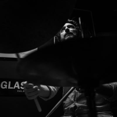 Jay Davis (2019) at Jimmy Glass Jazz Club. Valencia