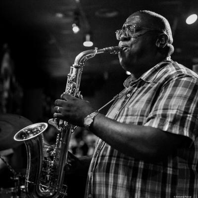 Jesse Davis at  Jimmy Glass Jazz Club. Valencia