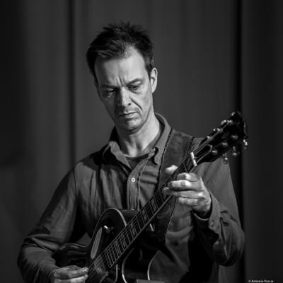 Jesse van Ruller at Seminario Int. de Jazz de Alhaurín de la Torre 2018