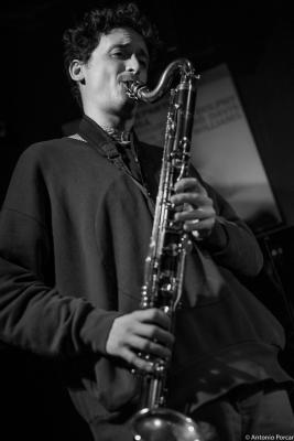 Joachim Bodenhorst (2015) @ Jimmy Glass Jazz Club. Valencia