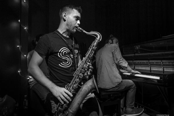 Joan Benavent (2017) Café Mercedes Jazz Club. Valencia