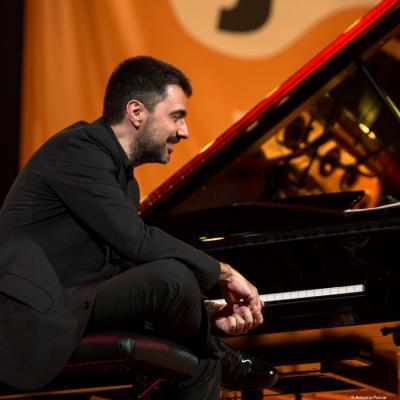 Joan Monné at Festival de Jazz de Valencia 2018.