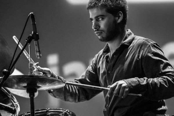João Lopes Pereira in Jazz Eñe 2016